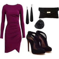 """deep."" by mverros on Polyvore"