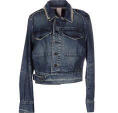 (+) PEOPLE DENIM Denim τζάκετ μόνο 115.00€ #sale #style #fashion