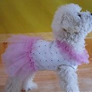 Pet  Princess Dress  for Pets Dogs(Assorted Siz... – USD $ 12.99