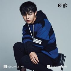 G-DRAGON | GD for 8 Seconds (2016 F/W)