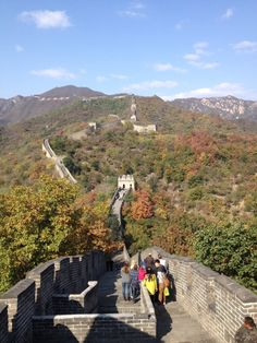 Pékin - the great wall