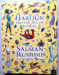 Haroun and the Sea of Stories by Salman Rushdie (Hardback, 1999)
