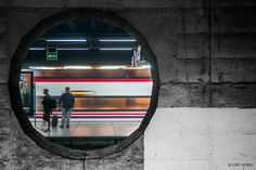 Metro Barcelona by Okan YILMAZ on 500px