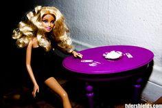 cocaine barbie