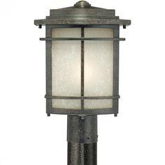 Quoizel GLN9010IB - Galen Outdoor Lantern, Imperial Bronze