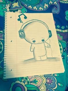 <3 drawing !!!drawing done by me !!