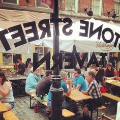 Stone Street Tavern - Financial District - burgers, salads, brunch, $20 bottomless brunch