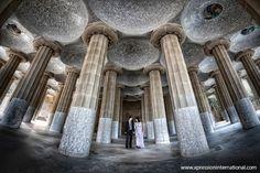 #Fotografía de #boda realizada en #Barcelona por @JoseLuisGuardia @xpression_int www.xpressioninternational.com Página de facebookhttps://www.facebook.com/XpressionInternational?fref=ts