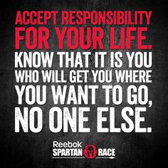 More wisdom from our friends @SpartanRace