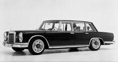 Mercedes-Benz 600 Pullman Limousine 1964 W100