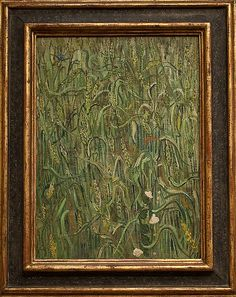 Vincent van Gogh 1853 - 1890 Ears of wheat, 1890
