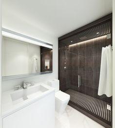 Irving Place Residence - contemporary - Bathroom - New York - Alexander Butler | Design Services, LLC
