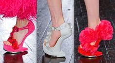Alexander McQueen fall winter shoe