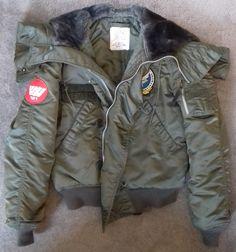 Alien 3 Prison Warden Jacket (Clemen's Jacket)   Vintage, 1980's  Sale, while stocks last!