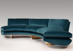 William T. Georgis Debuts Dramatic New Furnishings