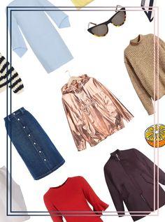 The 30 Fall Wardrobe Essentials Your Closet Needs #refinery29  http://www.refinery29.com/fall-2015-wardrobe-essentials