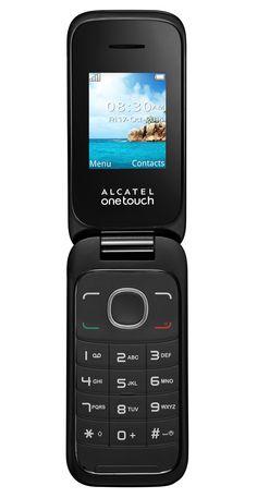Alcatel OT 10-35D Telefono Cellulare, Dual SIM, Bianco [Italia]: Amazon.it: Elettronica