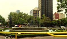 Pequenas surpresas pelo percurso da imensa Cidade do México