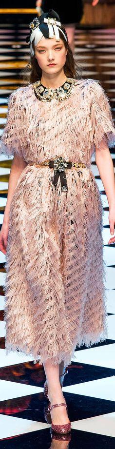 Dolce and Gabbana fall 2016 RTW