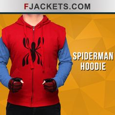 SPIDERMAN HOMECOMING HOODIE
