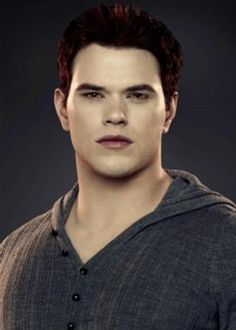 Emmett Cullen (born Emmett McCarty in 1915 in Gatlinburg, Tennessee) is a member of the Olympic coven. He is the husband of Rosalie Hale, the adoptive son of Carlisle and Esme Cullen, the adoptive brother of Alice, Edward Cullen and Jasper Hale as well as adoptive brother-in-law of Bella Cullen and the adoptive uncle of Renesmee Cullen.  After being mauled by a black bear in 1935, Emmett was rescued by Rosalie, and given a second chance at life