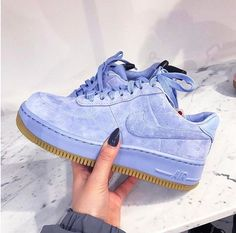 I NEED nike air force 1 upstep lx suede blue Sneakers Women, Adidas Shoes  Women 35e2b51bffb6