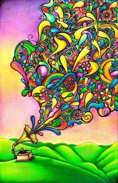 acid gramophone