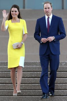 All of Kate Middleton's best looks from the Royal Tour here.