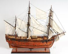 HMS Endeavour Model Ship | Flickr - Photo Sharing!