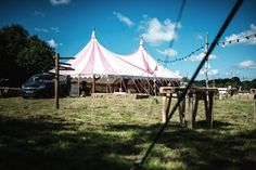 Sharon and Neil's WedFest Extravaganza in a Field in Kent….