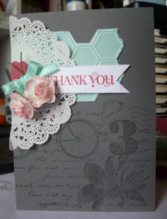 Hey everyone! I have recently become a Stampin' Up!® Independent Demonstrator! If you are interested in card-making, scrapbooking, or paper crafts, head to my website at www.stampinup.net/esuite/home/hannahnosker/