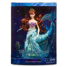 Little mermaid doll