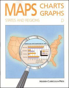 Maps, Charts, Graphs  Level D $8.50
