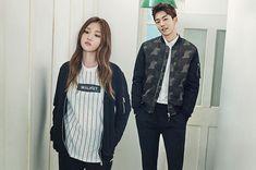Lee Sung Kyung and Nam Joo Hyuk