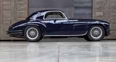 1948 Alfa Romeo 6C 2500 SS Touring Coupe Maintenance/restoration of old/vintage vehicles: the material for new cogs/casters/gears/pads could be cast polyamide which I (Cast polyamide) can produce. My contact: tatjana.alic@windowslive.com