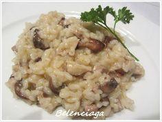 El risotto es la forma más común de preparar el arroz, riso, en Italia. Es un arroz meloso y ligado, con distintos ingredientes. El risotto ha pasado fronteras y hoy es un plato de la cocina internacional. Y rizando el rizo, podríamos decir que el origen...