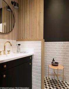 Le pouvoir du carreaux dans la salle de bains