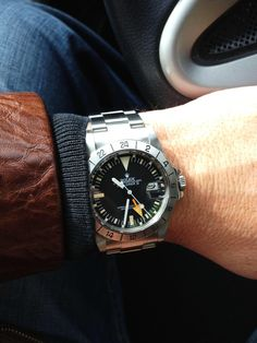 "[Vends] Rolex Explorer II ""Freccione"" réf 1655 de 1978"