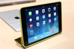 Hands On With The New iPad Mini With Retina Display