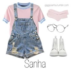 """Study Date // Sanha"" by suga-infires ❤ liked on Polyvore featuring Dr. Martens, Johnstons of Elgin and ZeroUV"