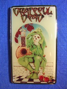 HUGE Grateful Dead MAGNET SET of 11! All created by STANLEY MOUSE + ALTON KELLY!  $27.77 via Soundgrounds, Bonanza