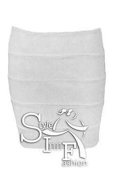 New ladies zip skirt. Mini Skirt Style, Body Con Skirt, Stretch Fabric, Mini Skirts, Fashion Outfits, Lady, Wedding, Shopping, Women
