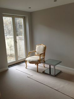 We have a few contenders for sitting room paint colours and Thimble Case is a front runner. A modern version of neutral. Wall Colours, Room Paint Colors, Bathroom Colors, Dulux Heritage, Shades Of Grey Paint, Entry Hallway, Front Runner, Victorian Design, Thimble