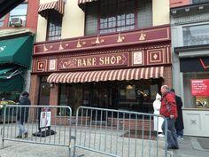 Carlos Bakery Shop in Hoboken, NJ