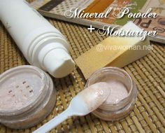DIY Beauty: how to make your own liquid foundation