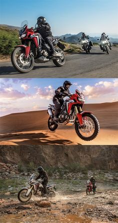 #Honda Discloses Technical Specifications of CRF1000L #Africa Twin #bike…