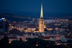 Putování Nocí kostelů: oficiální informační server města Plzně