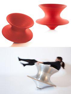 Spun Chair | moddea