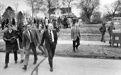 In February 1974, then-Vice President Gerald Ford wrapped up a three-day swing through the Midwest with a day in Omaha, the city where he was born. The day included a series of press conferences, lunch with prominent Republicans and relatives, and a tour of Offutt Air Force Base. He also made an unscheduled visit to the site of the house where he was born, at 3202 Woolworth Ave., shown here, and he stopped by the nearby Park School to thank a class for cleaning up the lot. THE WORLD-HERALD