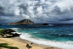 Visit Oahu beaches - where they filmed LOST